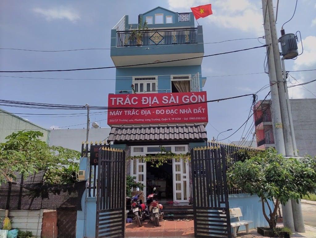 Công ty TNHH Trắc Địa Sài Gòn