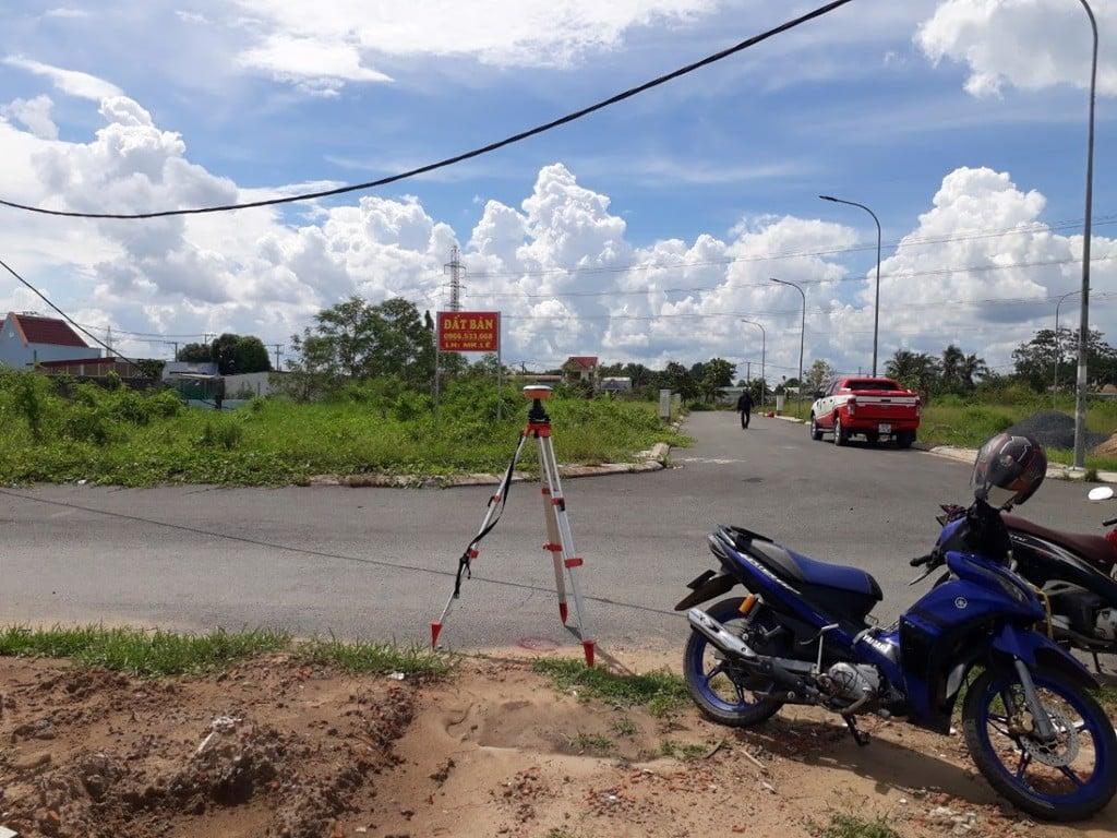 Đo đạc GPS RTK tại Bình Chánh