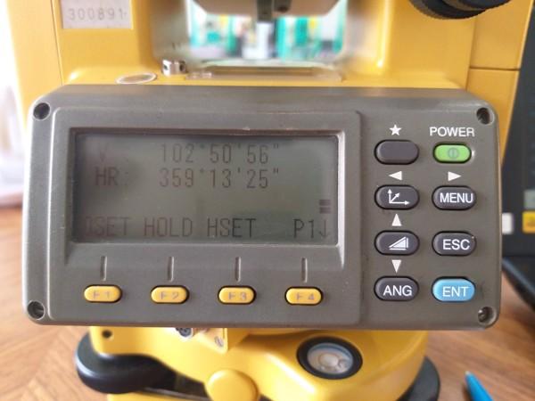 Máy toàn đạc Topcon GTS-332W