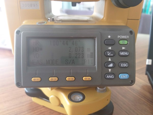May toan dac Topcon GTS-332W 3