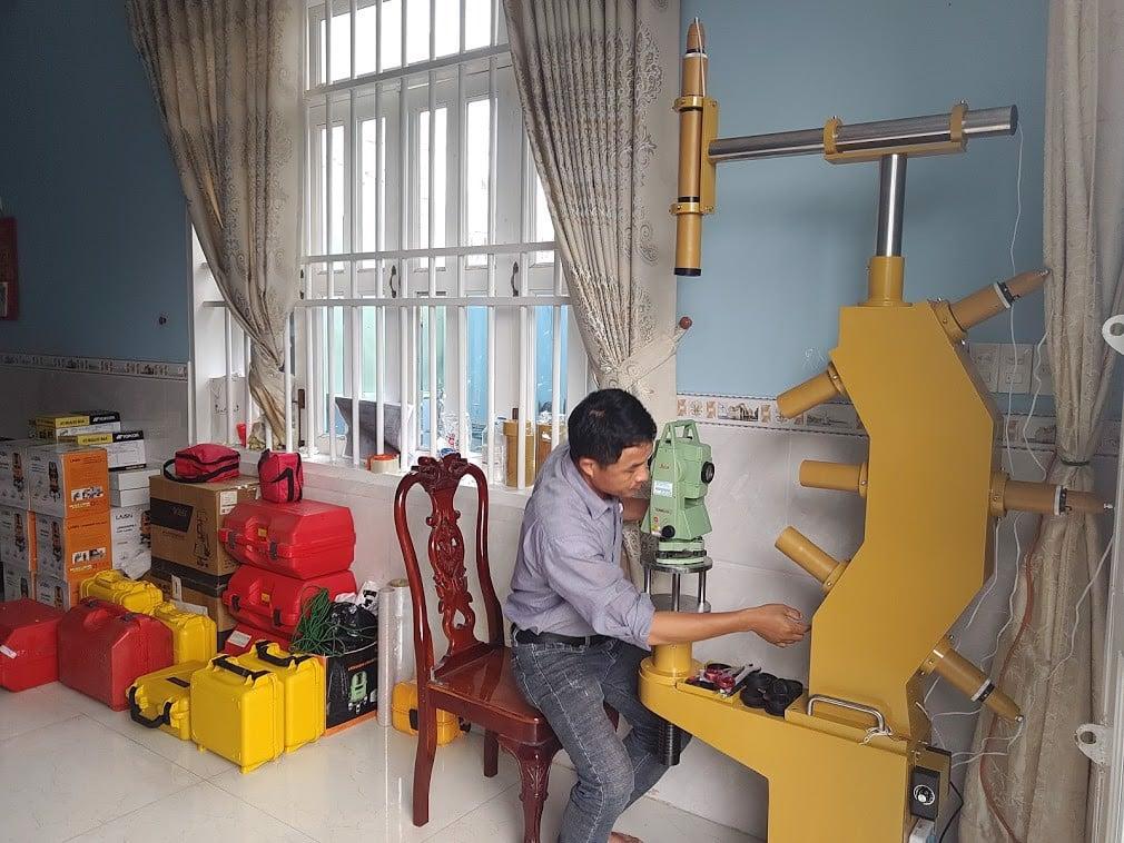 Hệ thống Colimator Sửa chữa kiểm định