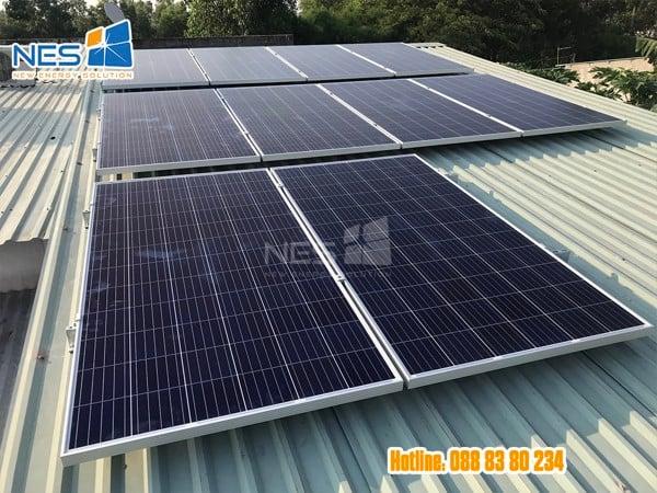 Pin mặt trời Sunergy