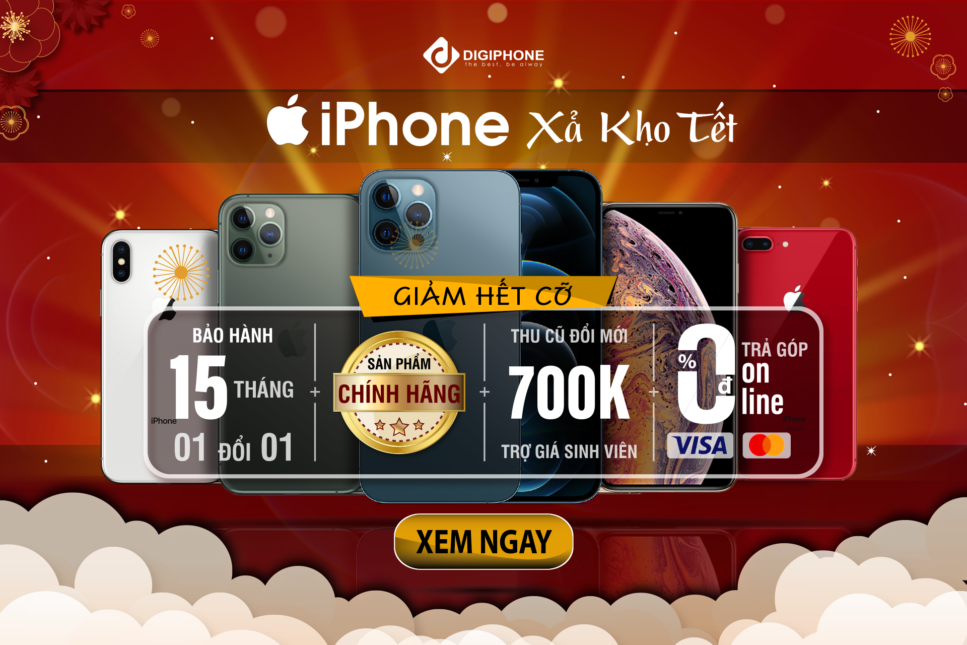 Điện thoại iPhone Digiphone