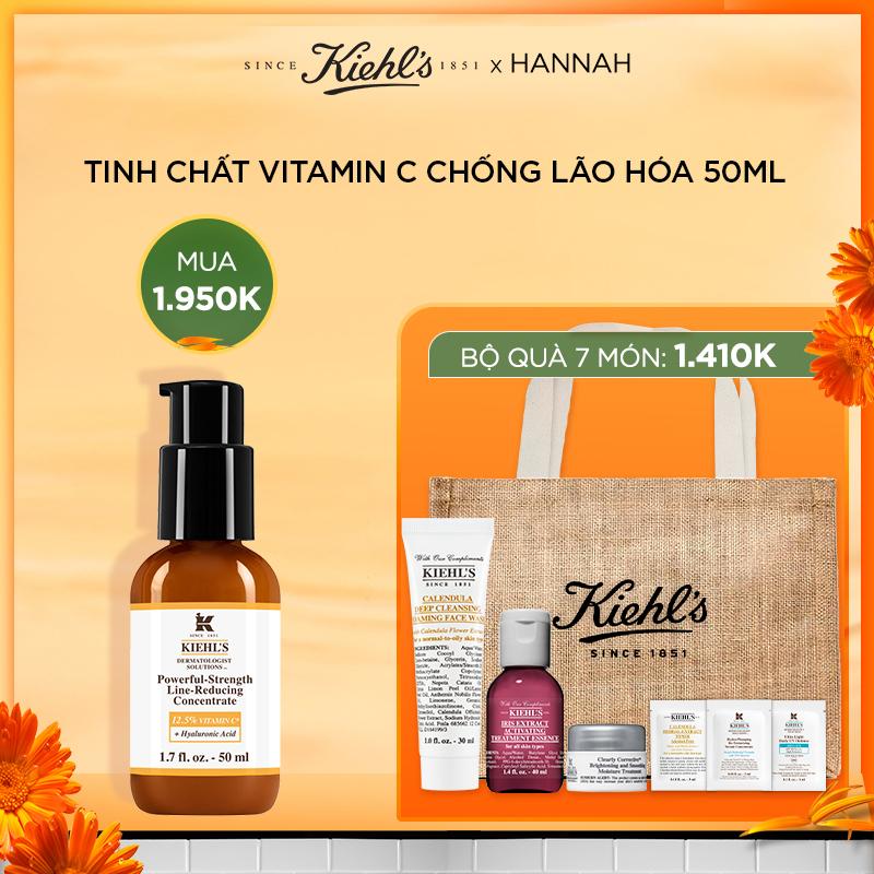 [Hannah] Tinh Chất Vitamin C Cải Tiến 50ml