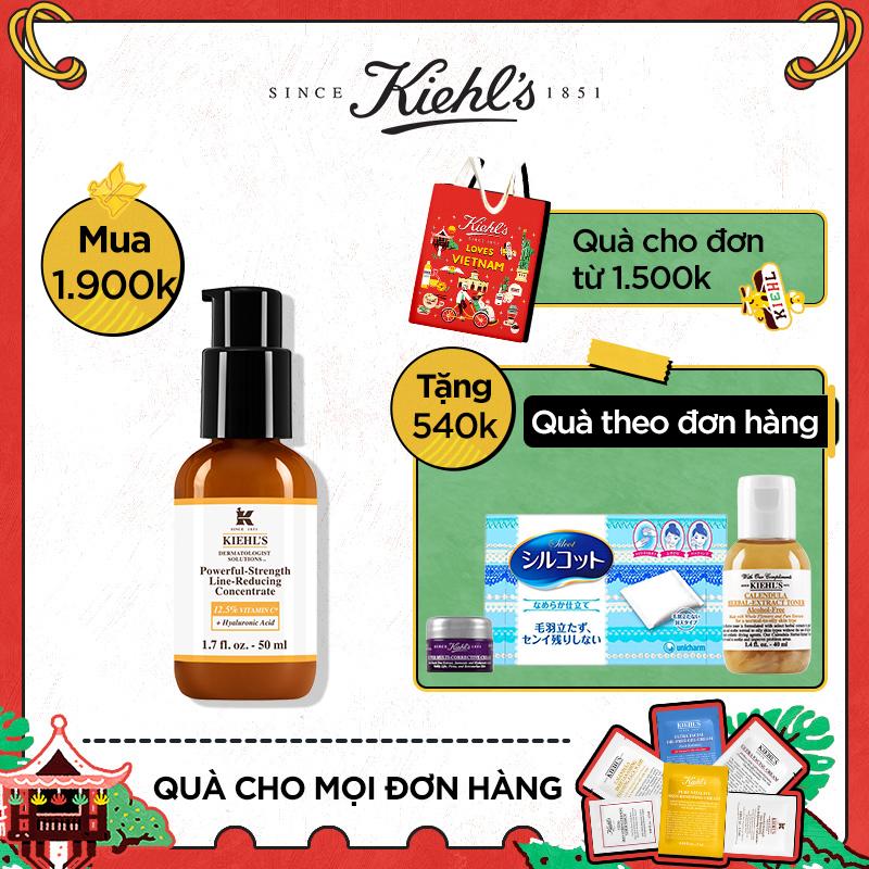 Bộ sản phẩm TINH CHẤT SĂN CHẮC DA & NGĂN NGỪA LÃO HÓA 50ml