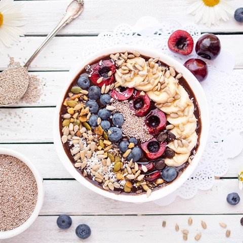 SMOOTHIE HEALTHY BOWL