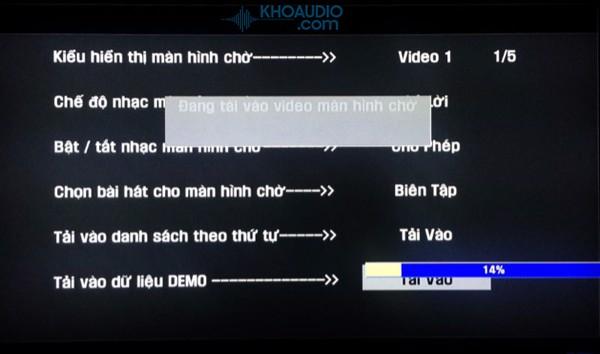 Hướng dẫn cập nhật bài hát đầu ViệtKTV mới nhất