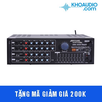 Amply jarguar Suhyoung KMS303E classic