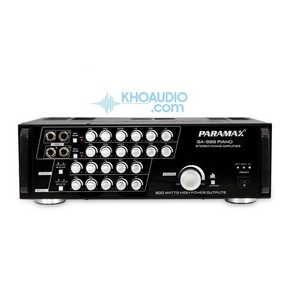 Amply Paramax SA-999XP Piano chính hãng