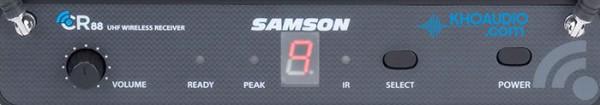 Micro không dây SAMSON Concert 88 handheld chính hãng