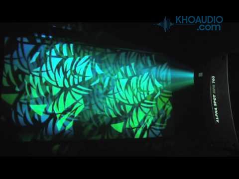Đèn sân khấu CLAY PAKY - Alpha Spot HPE 700 cao cấp