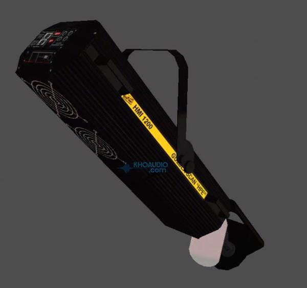 Đèn sân khấu CLAY PAKY Golden Scan 4 cao cấp nhập khẩu chính hãng