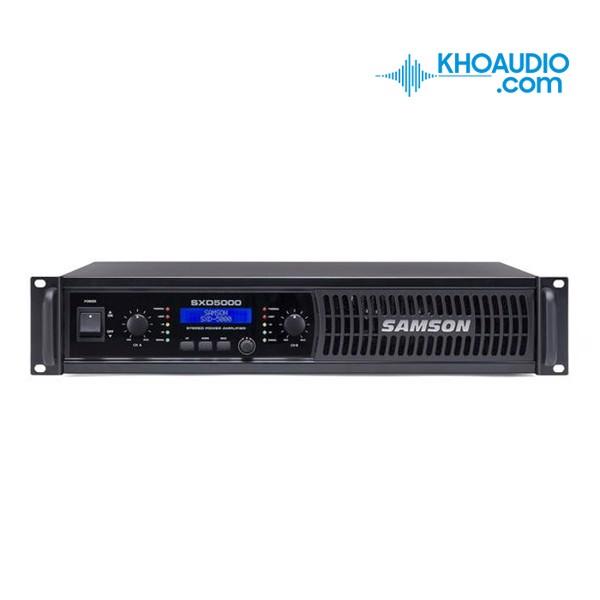 Công suất Samson SXD5000 chính hãng
