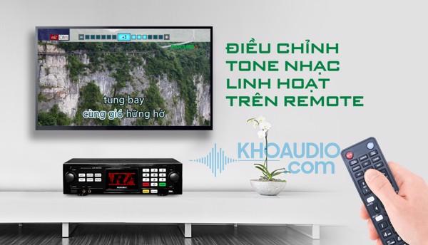 Đầu karaoke Paramax LS-5000 3tb