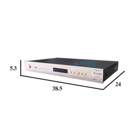 Đầu Karaoke Việt KTV K2 4TB chính hãng