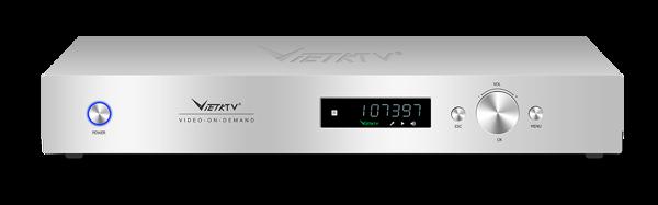 Đầu karaoke ViệtKTV HD Pro 4TB chính hãng