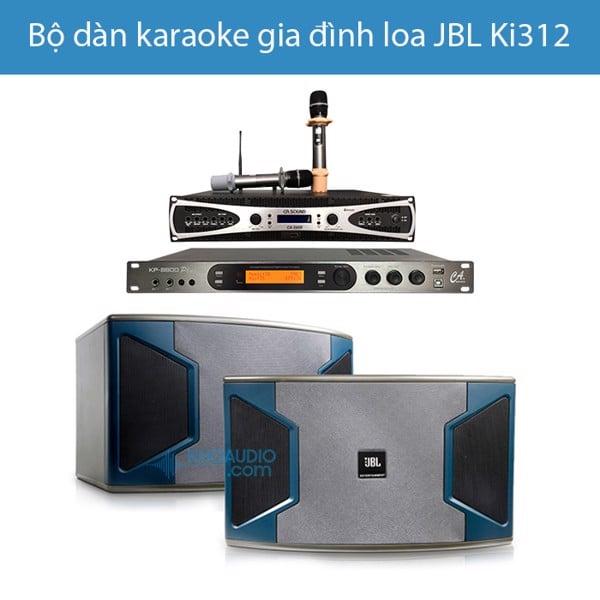 Loa karaoke JBL Ki312 cao cấp