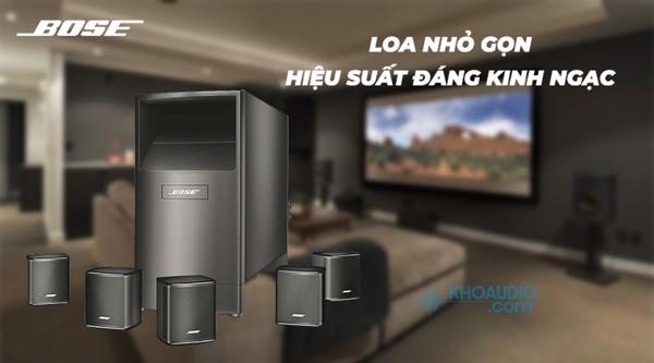 Loa Bose Acoustimass 6 Series V