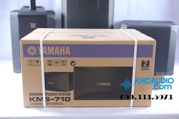 Loa karaoke Yamaha KMS 710 chính hãng