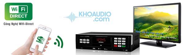 Đầu karaoke Paramax LS-3000 giá rẻ nhất thị trường