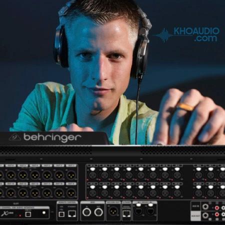 Mixer số Behringer X32 Compact-TP cao cấp giá tốt