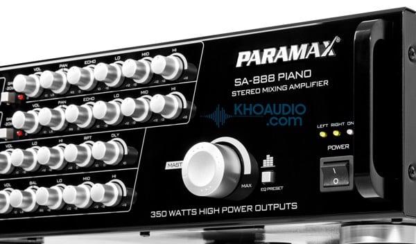 Amply Paramax SA-888 PIANO NEW giá tốt