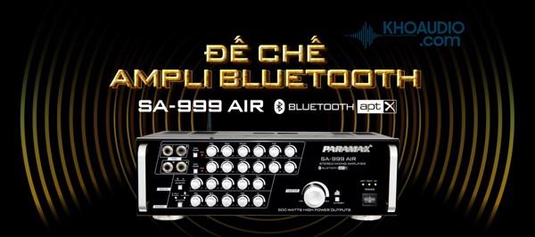 Amply Paramax SA-999 AIR new chính hãng