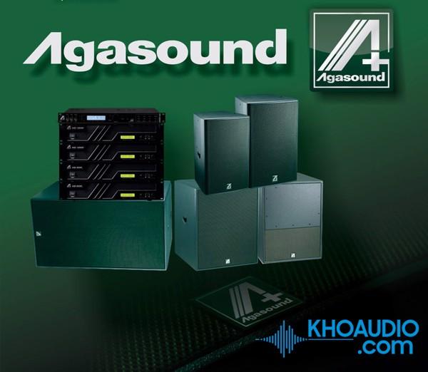 Sub hơi Agasound AS 18B chính hãng