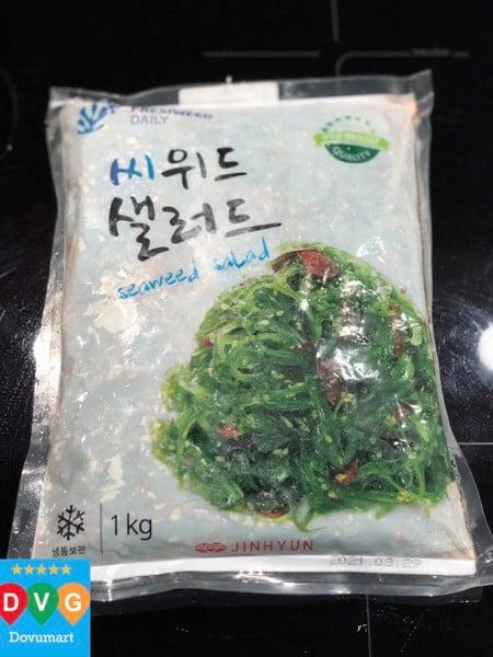 Cách làm Salad Rong biển tươi