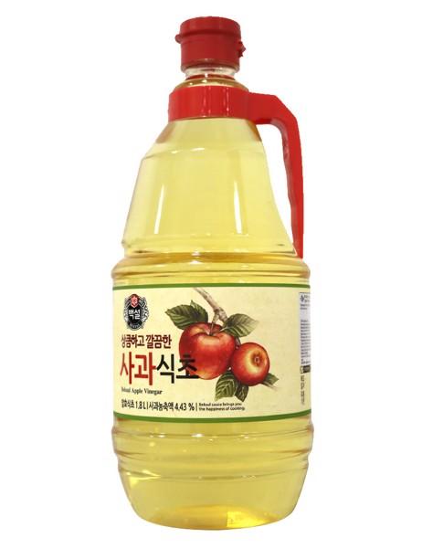 Tác dụng của Giấm táo Hàn Quốc