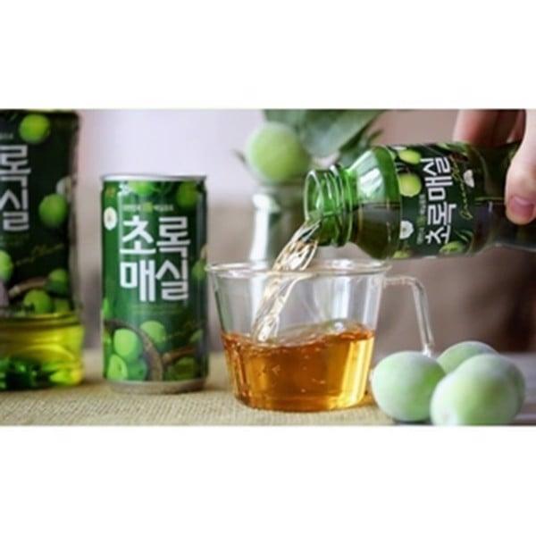Nước Mận Xanh Woongjin