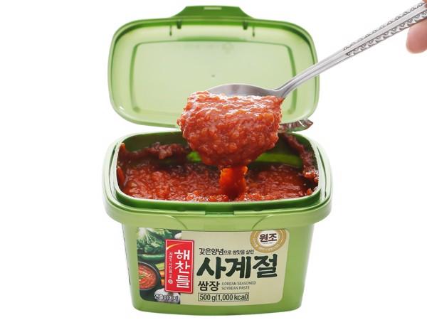 Mua tương trộn Hàn Quốc ở đâu