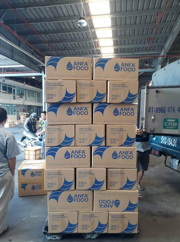 ANFAFOCO - Chuyên sản xuất da cá sấy giòn xuất khẩu