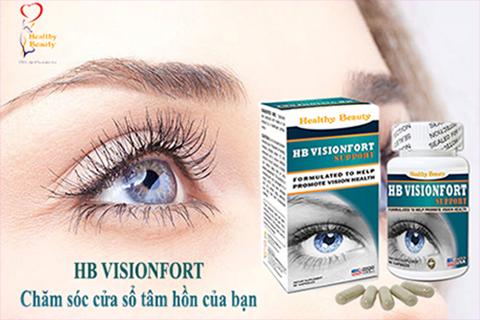 HB VISIONFORT - Bảo vệ cửa sổ tâm hồn của bạn
