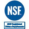 Chứng nhận NSF của nhà máy vitalabs