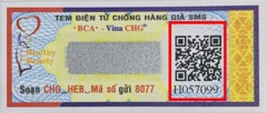 Tem chống giả healthy beauty Qrcode