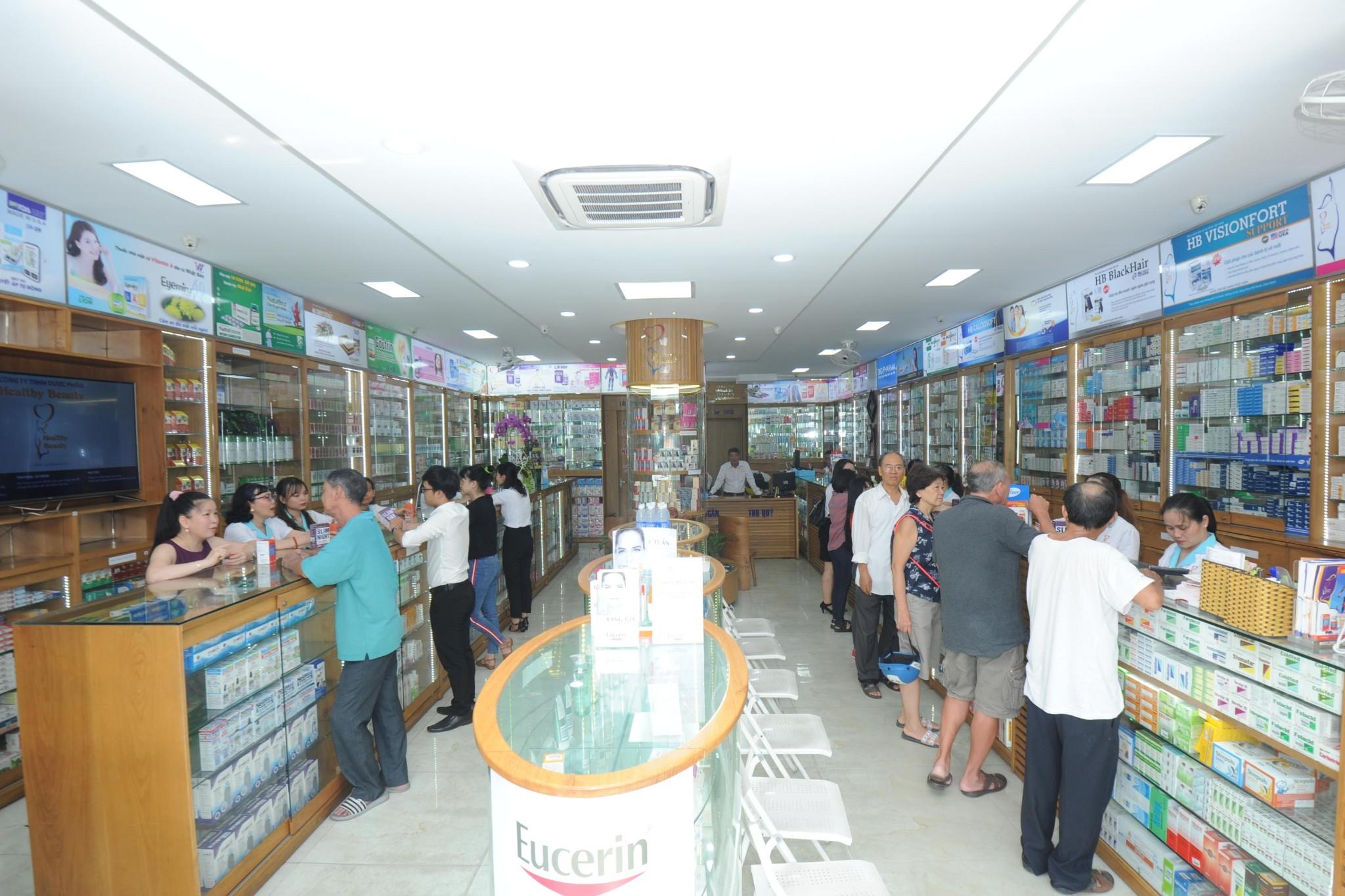 Nhà thuốc Healthy Beauty 192 Tô Hiến Thành phường 15 Quận 10 Hồ Chí Minh