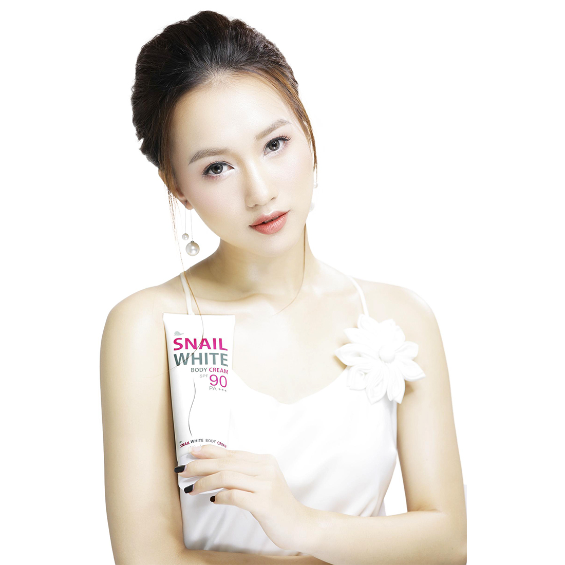SNAIL WHITE BODY CREAM