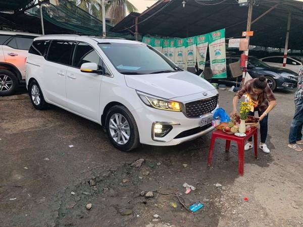 Hình ảnh thực tế một số mẫu xe 7 chỗ của Mai Thuận