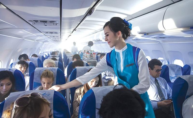Vé máy bay giá rẻ Bangkok Airways