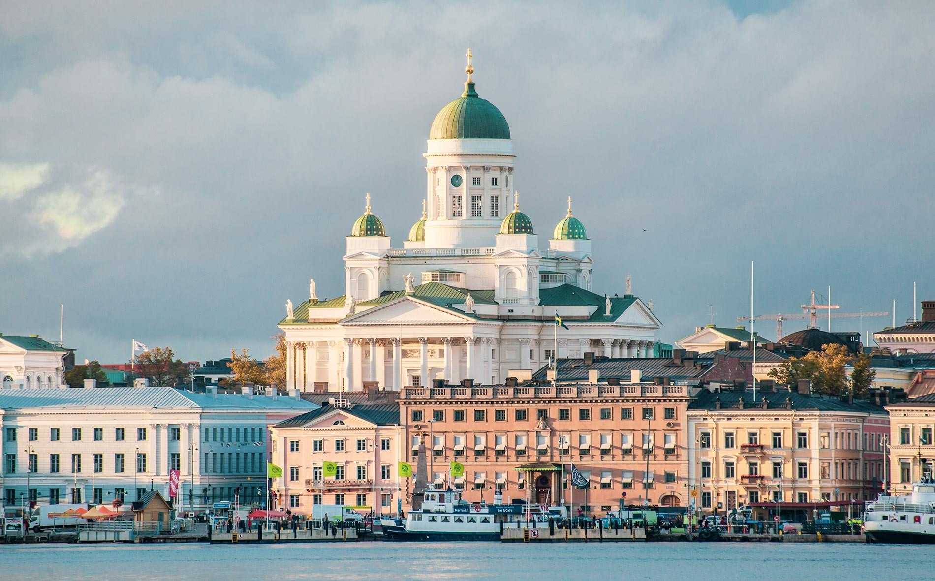 Vé máy bay giá rẻ Finnair