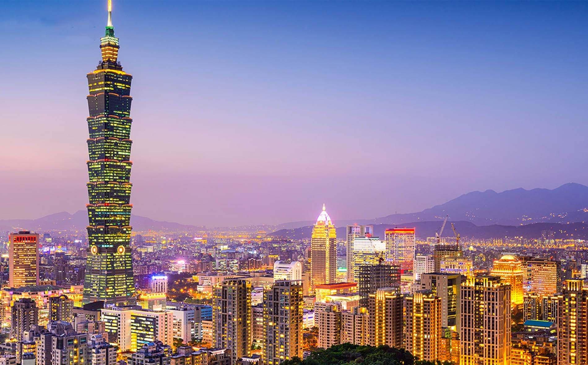Vé Máy Bay Trực Tuyến Malaysia Airlines Đi Đài Loan