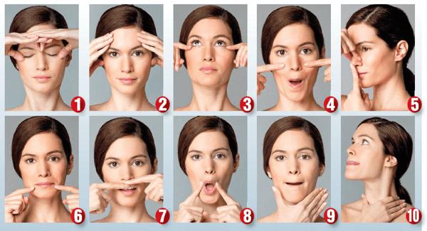 Bạn chọn cách làm mặt nhỏ gọn nào trong số 5 cách sau? 2