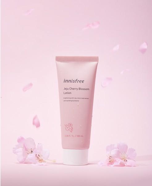 Sữa Dưỡng Innisfree Jeju Cherry Blossom Lotion – Lam Thảo Cosmetics