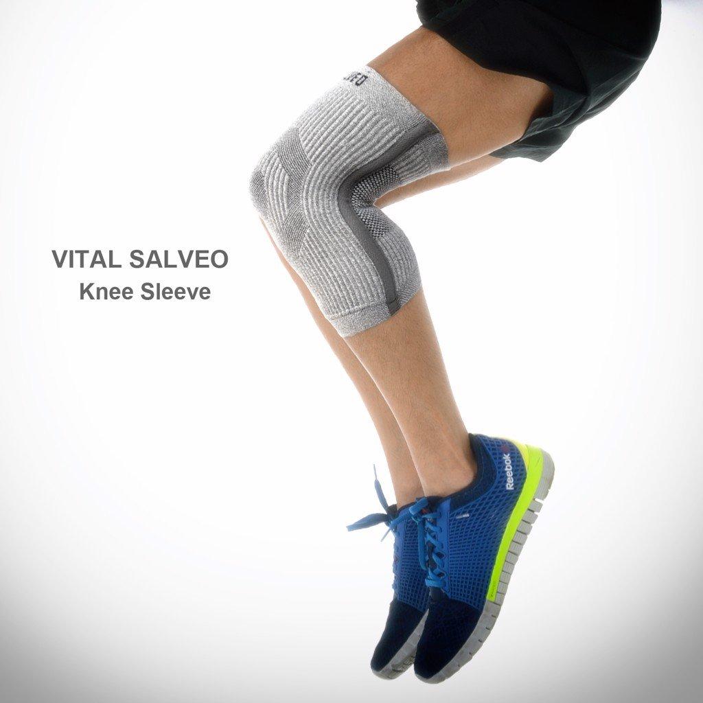 Băng đầu gối Vital Salveo 3D ST3 - THICK