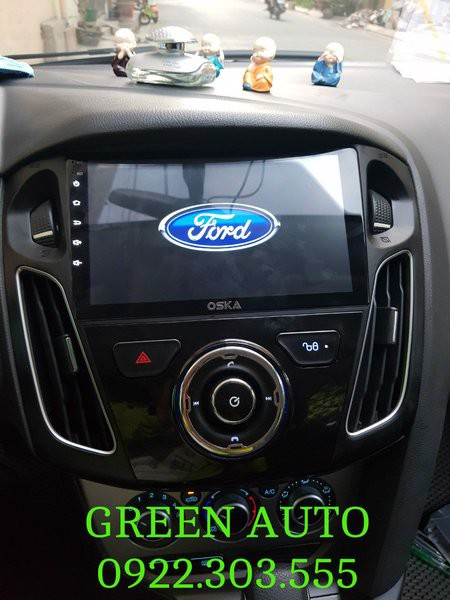 Màn DVD Android cho Ford Focus 2014-2019