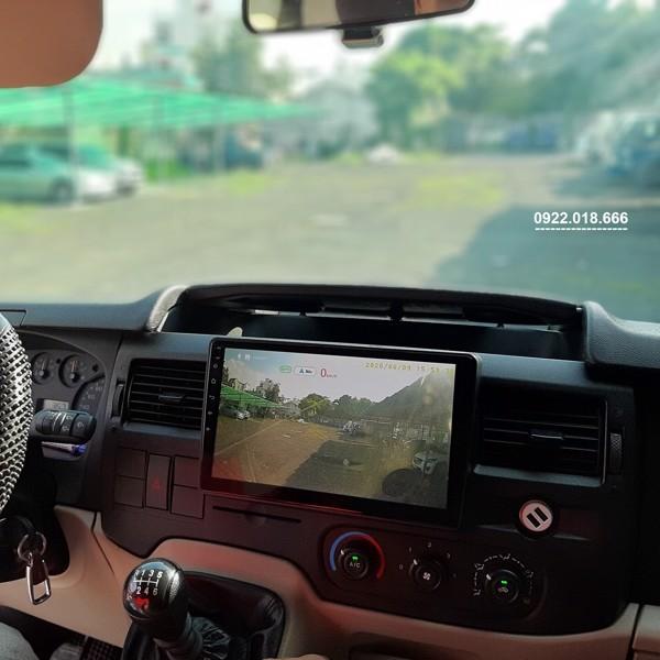 Màn Hình DVD Android Ford Transit 2020 - 2021 Cấu Hình Cao Giá Tốt