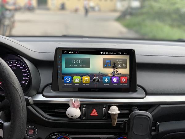 Màn Hình Android Kia Cerato k3 2019 Thương hiệu Hitech Pro