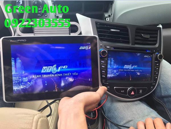 DVD Android Hyundai Accent