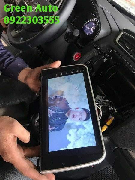 Màn Hình DVD Android cho Honda CRV 2018 Màn Hình 10 Inch